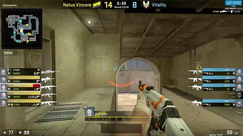 Na'Vi vs Vitality