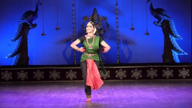 Varnam Maaye by Surabhi Bharadwaj at Rasa Sanje Dance Festival Dec 2018