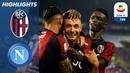 Bologna 3 2 Napoli Bologna Score Last Gasp Winner In Incredible Game Serie A