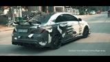 Mercedes CLA45 AMG Camouflage Design x Armytrix Exhaust x Vossen Wheels x Pro Wrap