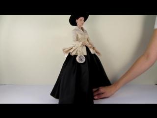 Кукла Клэр Фрейзер Новый образ от Роберта Тоннера