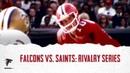 Falcons vs. Saints: Bloody Rivalry