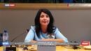 Янина Соколовская о «Партии Войны» и «Партии Мира» на Украине