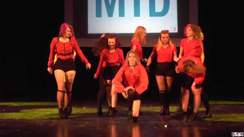 MTD (Конкурс Dansu-Dansu) - Fuyu no Сosplay 2018
