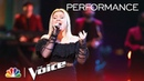 Kelly Clarkson - Heat (The Voice 2018 Live Top 10 Eliminations)