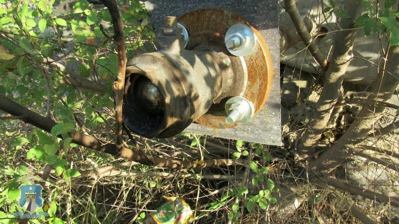 Больше 100 тонн нефти украли в Будённовском районе.
