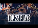 LeBron James' Top 23 Plays with the Cleveland Cavaliers