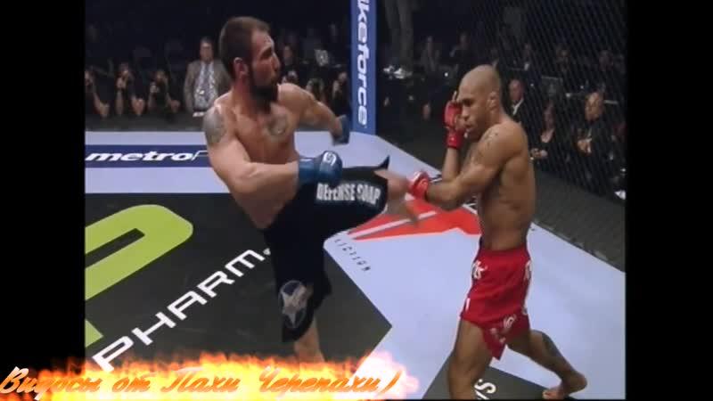 --Айзек Валли-Флэгг-Джезиас Кавальканте--от Пахи Черепахи и группы MMA Hero Sport music