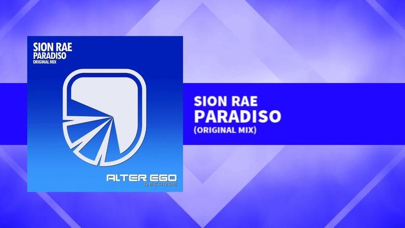 Sion Rae Paradiso Trance