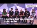 Joel cuenta su primer beso ¦ Entrevista de CNCO en Filipinas - Traducida al Español
