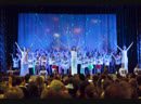 Юбилейный отчетный концерт Образцовой танцевальной студии SKY 2018 часть 2