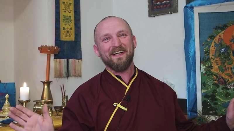 Как я пришел в дацан. История Антона ламы