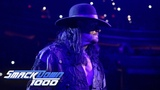 The Undertaker has a message for DX SmackDown 1000, Oct. 16, 2018