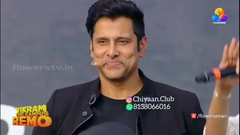 Chiyaan Vikram - mush up