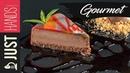Mirror Glaze Cake | Akis Kitchen