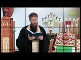 Евангелие от Луки Глава 12, 4859 с Иеромонахом Пименом (Шевченко)