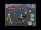 Lords Mobile - Zeroing 900m might/Красивое обнуление жирного игрока