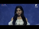 GFRIEND (여자친구) Time for the moon night (밤) MMA 2018 Melon Music Awards 2018