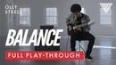 Olly Steele - Balance Full Playthrough   JTC Guitar