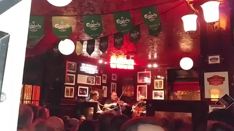 Темпл бар, Дублин, Ирландия