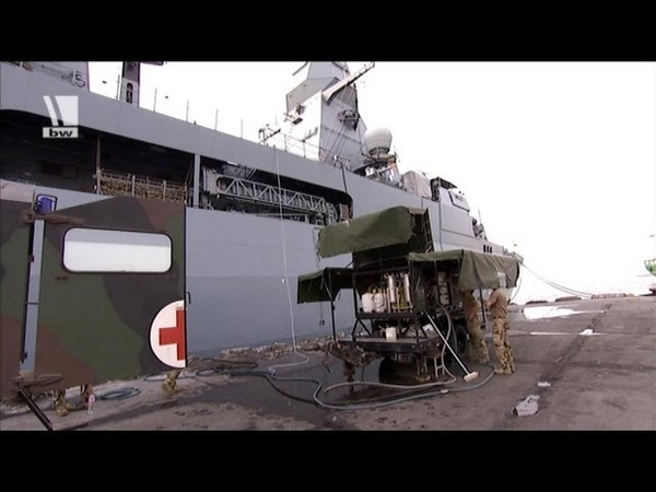 """Der """"Wasserbüffel von Djibouti Bundeswehr"""