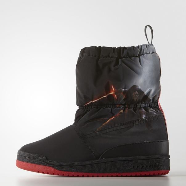 Зимние ботинки Star wars