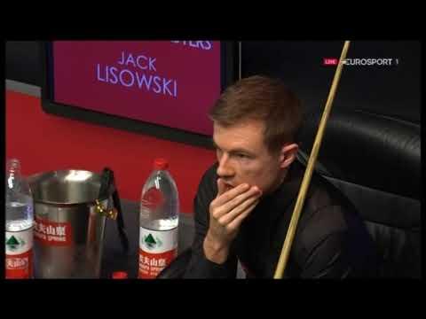 London Masters 2019. DING Junhui-Jack Lisowski. (14.01.2019)