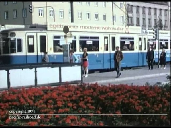 Streetlife München 1971 1972