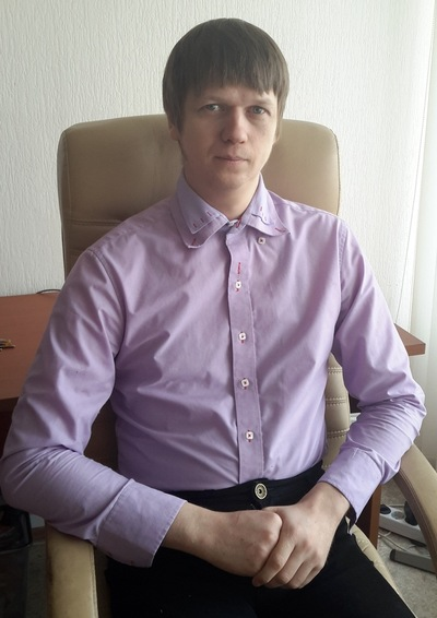 Рисунок профиля (Илья Бушмакин-Бове)