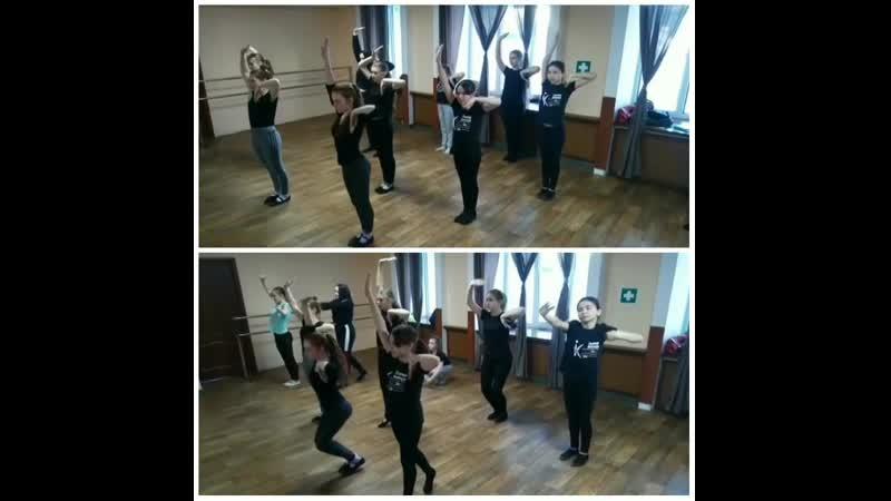 Алимасова Екатерина Работа с хореографическом текстом по методу Лабана