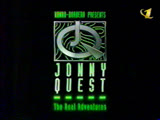 Невероятные приключения Джонни Квеста (ОРТ, 4.04.2000) 1 сезон 2 серия. Побег в Компьютерный мир Квестворлд