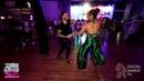 Ernesto Desiree - Salsa social dancing   Croatian Summer Salsa Festival, Rovinj 2018