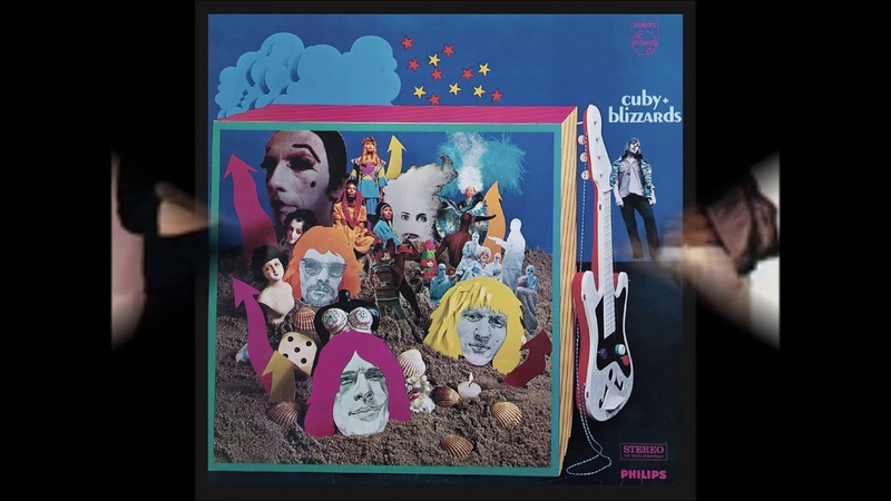 Window Of My Eyes Cuby The Blizzards / 1967-68 /