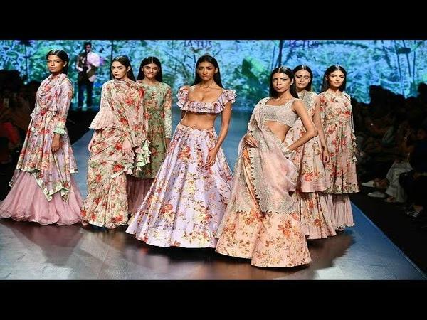 Anushree Reddy | SpringSummer 2019 | India Fashion Week