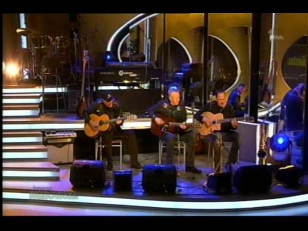 Kings of Strings Vlatko Stefanovski - Gallop of guitar