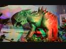 Выставка динозавров в музее Алабина 2018