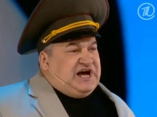 Игорь Маменко - Женщина в армии 2005