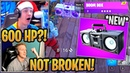 Tfue Streamers First Time Using *NEW* Boombox! - Fortnite Best and Funny Moments