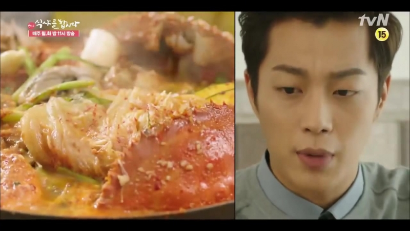 9 Lets Eat 2 Yoon Du-juns Everything about Kimchi! Lets Eat 2 Ep5_Yoon Du-jun