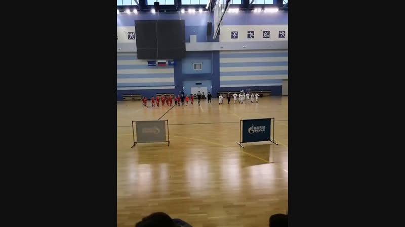 чемпионат мира ямбург против надыма