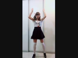 Танцует анимешница. tik tok, lolita, loli, hentai. teen, tiny, малолетка skinny. webcam, periscope, перископ