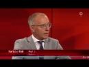 Hart aber Fair - Wagenknecht flirtet mit AfD - Meuthen- -Linke steht nicht für sozialen Frieden--