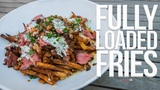 The Best Loaded French Fries (at Home!) SAM THE COOKING GUY 4K