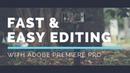 Fast Easy Editing Tips |Zhiyun Smooth 4| Adobe Premiere Pro | By Keyser Reveal