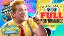 Best Day Ever Theme Song Performed by SpongeBob the Musical Cast at 2019 Kids' Choice Awards