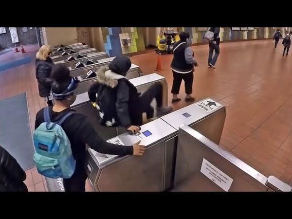 BART Fare Evasion Remains Rampant Despite Crackdown