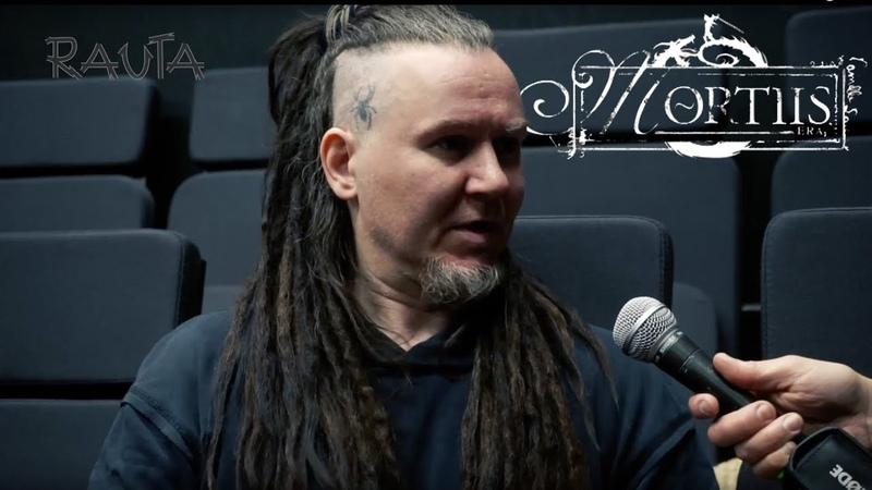 The world's coolest metal troll is here! Mortiis interview at Steelfest 2018 [INTERVIEW]
