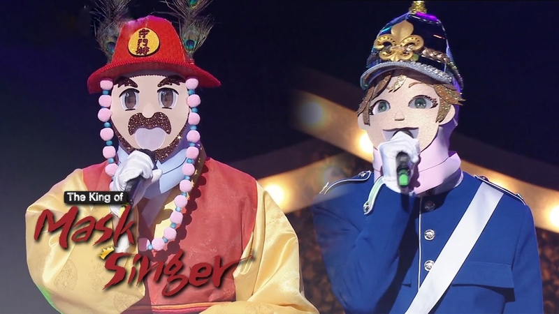 15 апр 2018 г KIM JAEHWAN Compete Against Each Other by Singing If you BigBang The King of Mask Singer Ep 149