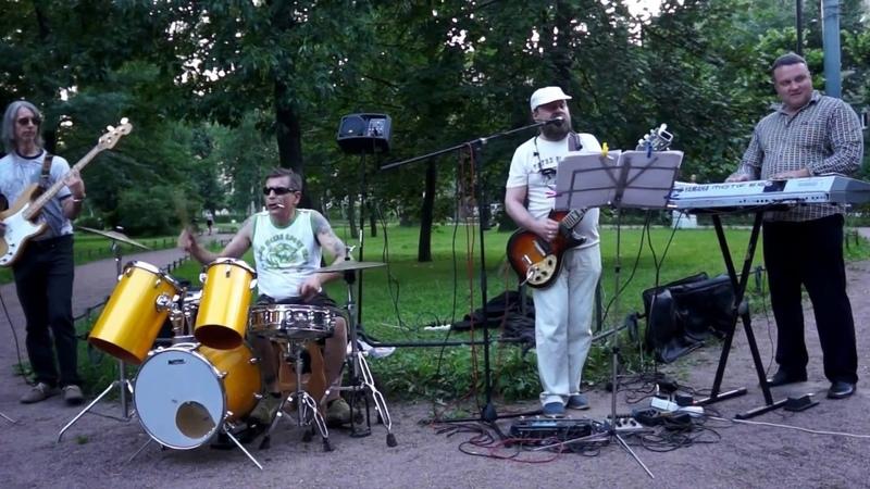 ROST ROM Band — Johny B. Goode
