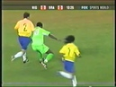 Nigeria vs Brasil-International Friendly 2003-Full game-English audio.